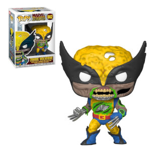 Marvel Zombies Wolverine Funko Pop! Vinyl