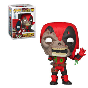 Figura Funko Pop! - Deadpool Zombie - Marvel Zombies