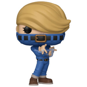 My Hero Academia Best Jeanist Pop! Vinyl Figure