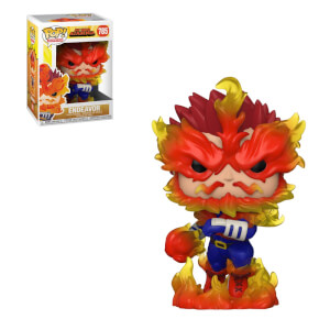 My Hero Academia Endeavor Pop! Vinyl Figure
