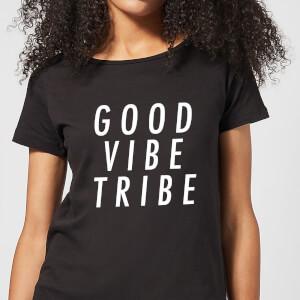 Good Vibe Tribe Women's T-Shirt - Black