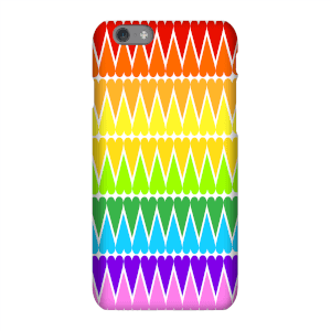 Rainbow Heart Phone Case for iPhone and Android