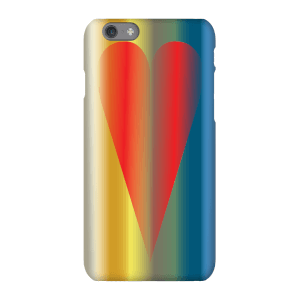 Contemporary Heart Art Phone Case for iPhone and Android