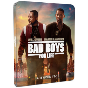 Bad Boys for Life 4K UHD (incl. Blu-ray 2) - Steelbook Edición Limitada Exclusivo Zavvi