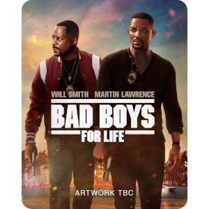 Bad Boys for Life 4K UHD (incl. Blu-ray 2) - Steelbook Edición Limitada Exclusivo Zavvi