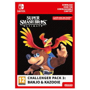 Super Smash Bros. Ultimate - Banjo & Kazooie Challenger Pack - Digital Download