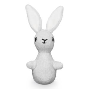 Cam Cam Soft Animal Rattle - Hare