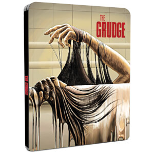 La Maldición (The Grudge) 2020 - Steelbook Ed. Limitada Exclusivo