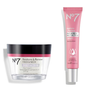 Restore & Renew Day Cream and Serum Duo ($60.98 Value)