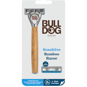 Bulldog Sensitive Bamboo Razor
