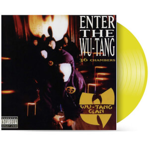 Wu-Tang Clan - Enter The Wu-Tang Clan (36 Chambers) Colour LP