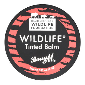 Barry M Cosmetics Wildlife Lip Balm 3.6g (Various Shades)