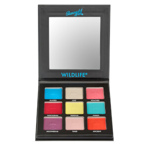 Barry M Cosmetics Wildlife Eyeshadow Palette - Pangolin