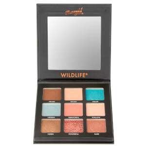 Barry M Cosmetics Wildlife Eyeshadow Palette - Rhino