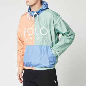 Polo Ralph Lauren Men's Colourblock Windbreaker - Multi