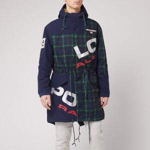 Polo Ralph Lauren Men's Shell Jacket - Multi