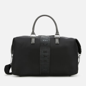 Ted Baker Men's Conti Branded Satin Holdall - Black