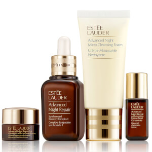 Estee Lauder Powerful Nighttime Renewal Wake Up To More Youthful, Radiant-Looking Skin Gift Set