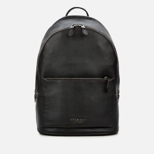 Coach Men's Metropolitan Soft Backpack - Black