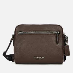 Coach Men's Metropolitan Soft Camera Bag - Oak