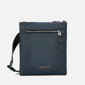 Coach Men's Metropolitan Soft Small Messenger Bag - Midnight Navy