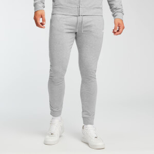 MP Herren Form Slim Fit Joggers - Grey Marl