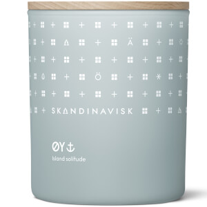 SKANDINAVISK Scented Candle - Øy