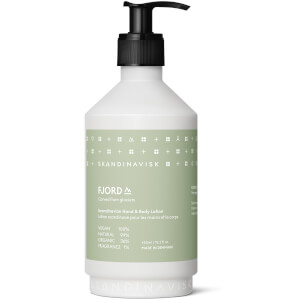 SKANDINAVISK Hand & Body Lotion - Fjord - 450ml
