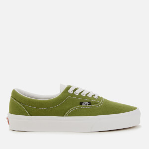 Vans Men's Era Retro Sport Trainers - Calla Green/True White