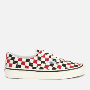 Vans Anaheim Era 95 DX Trainers - OG Red/OG Black/Check