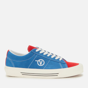 Vans Men's Anaheim Sid DX Trainers - OG Blue/OG Red