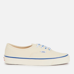 Vans Anaheim Authentic 44 DX Trainers - OG White/OG Vans Lace
