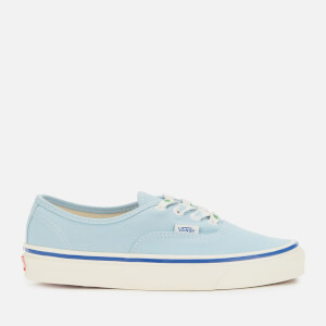 Vans Women's Anaheim Authentic 44 DX Trainers - OG Light Blue/OG Heart Lace