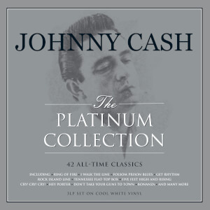 Johnny Cash - The Platinum Collection (Coloured Vinyl) 3LP
