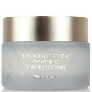 INIKA Phytofuse Renew Resveratrol Rich Night Cream