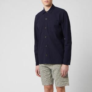 Oliver Spencer Men's Warham Shirt - Navy