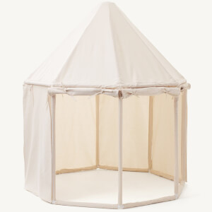 Kids Concept Pavillion Tent - Off White