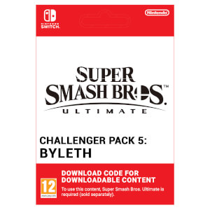 Super Smash Bros. Ultimate - Byleth Challenger Pack - Digital Download
