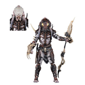 NECA Predator Ultimate Alpha 100th Edition 7 Inch Scale Action Figure