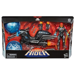 Hasbro Marvel Legends Vehicle Cosmic Ghost Rider Action Figure