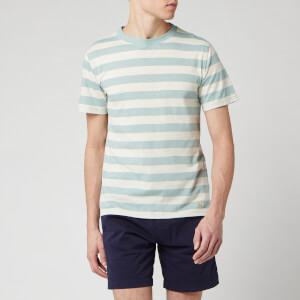 Armor Lux Men's Striped T-Shirt - Marsouin/Nature