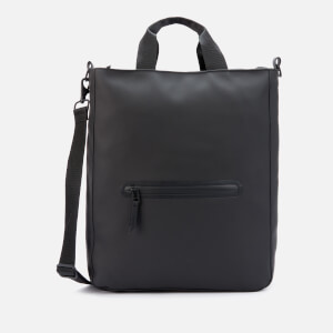 RAINS Cross Body Tote Bag - Black