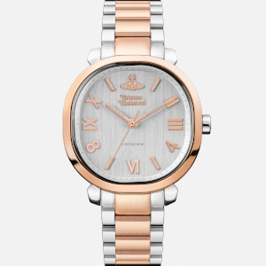 Vivienne Westwood Women's Mayfair Watch - Silver/Rose Gold