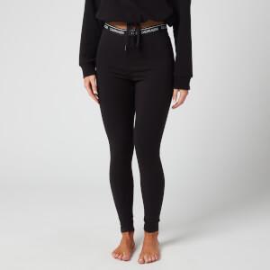 Calvin Klein Women's Sleep Leggings - Black