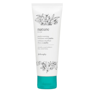 philosophy Nature in a Jar Warming Exfoliator with Jojoba 120ml
