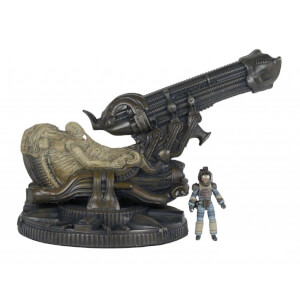 NECA Alien - Foam Replica - Fossilized Space Jockey