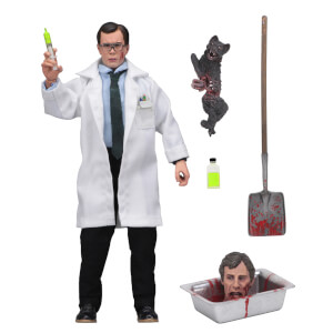 "NECA Re-Animator - 8"" Clothed Figure - Herbert West"