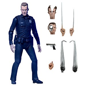 "NECA Terminator 2 - 7"" Action Figure - Ultimate T-1000"