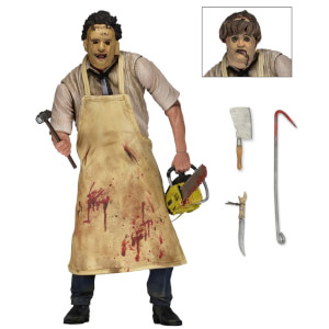 "NECA Texas Chainsaw Massacre - 7"" Action Figure - Ultimate Leatherface"