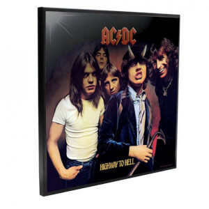 AC/DC - Highway To Hell Crystal Clear Pictures Wall Art